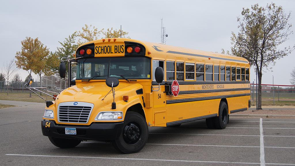 خدمة النقل المدرسي